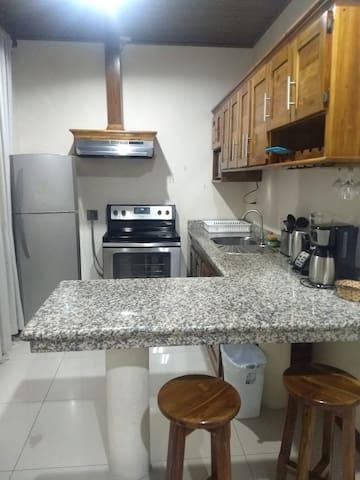 Manuel Antonio Apartamento Kaluna