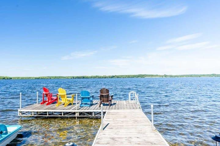 ❤️ Bluebird Lodge - Come Enjoy Lake Life