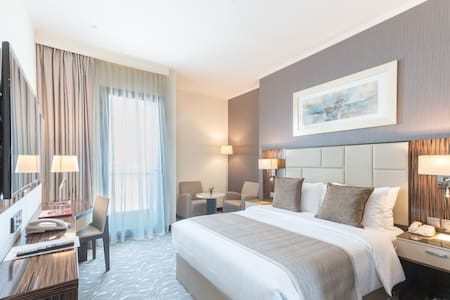 Private Deluxe Room - Abu Dhabi - Wohnung