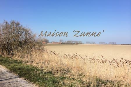 Maison 'ZUNNE' - Groede - Dom