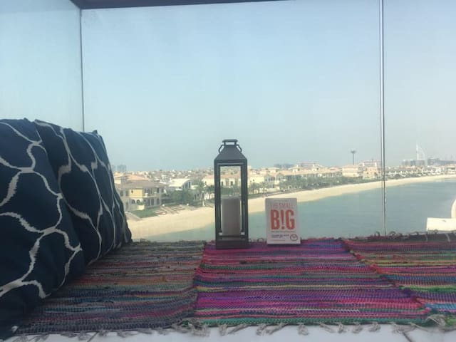 Seafront Haven on Palm Jumeriah - Dubai - Apartment