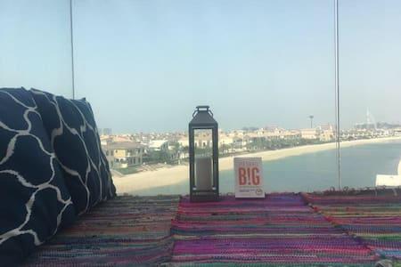 Seafront Haven on Palm Jumeriah - Dubai - Wohnung