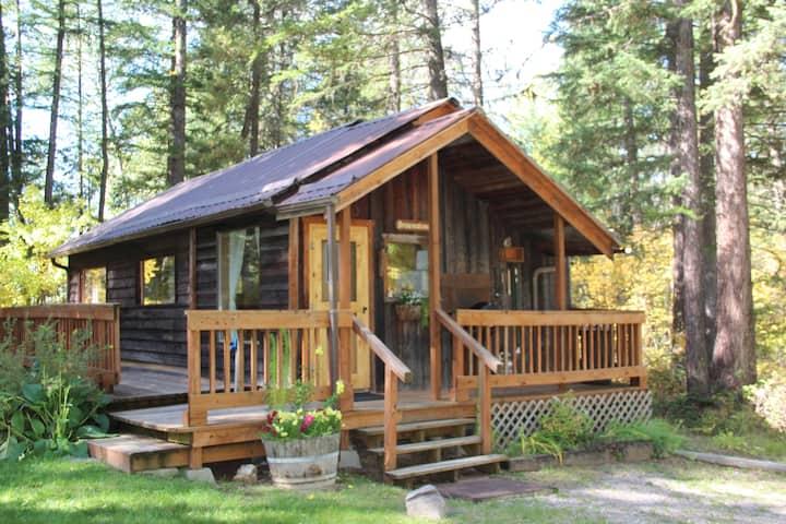 Brownstone Cabin