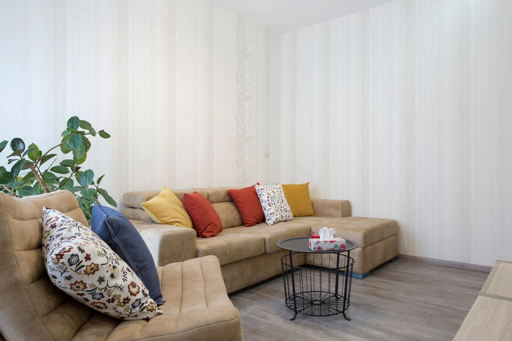 Living room - sitting area