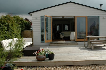 Seasalter Beach Chalet.