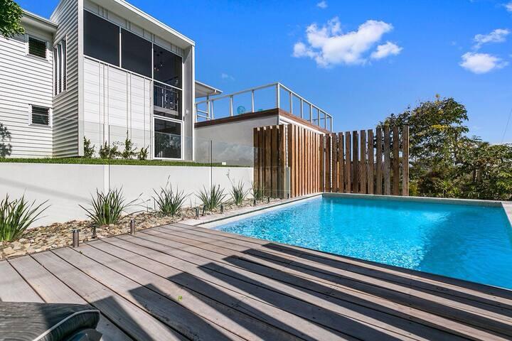 Peregian Beach house, excellent location