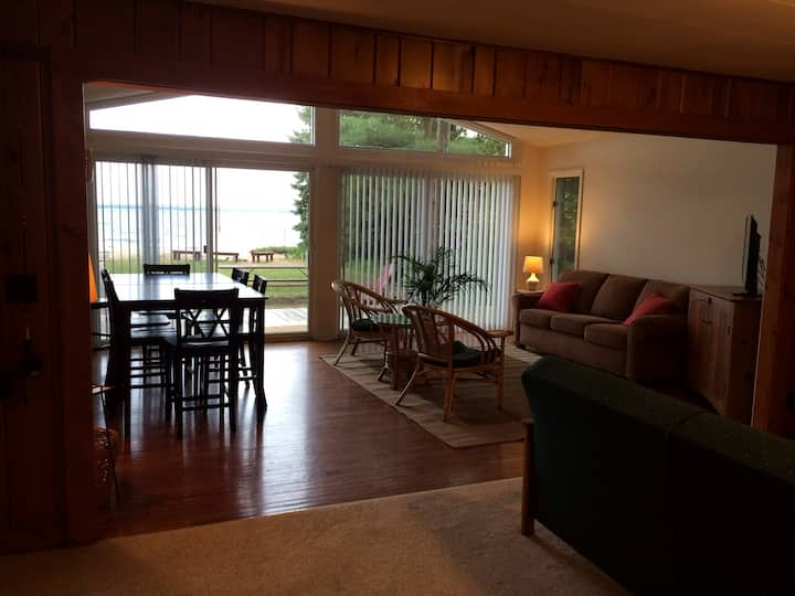 45th Parallel Lake House