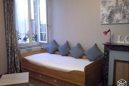 Studio saisonnier  25 m2 -Oise-60 - Wohnung