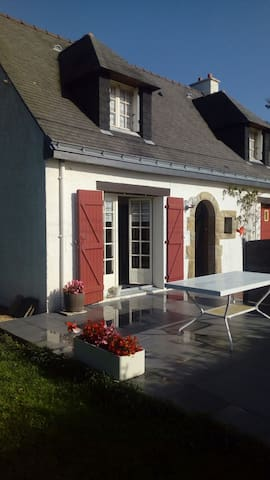 Maison 8 personnes Séné Golfe du Morbihan