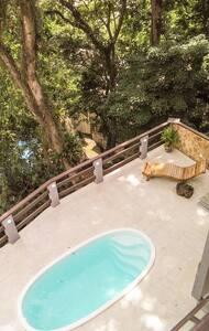 Aconchegante Quarto com Varanda e Vista pra Lagoa - Rio de Janeiro - House