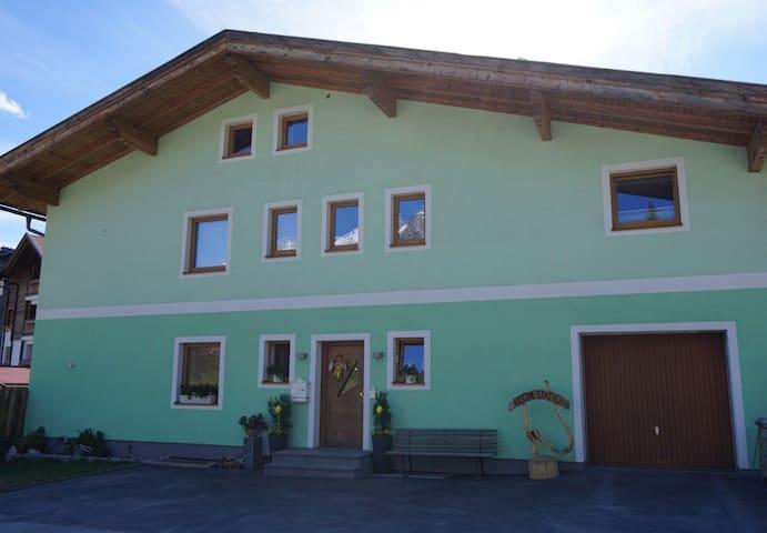 Haus Bacher Leogang