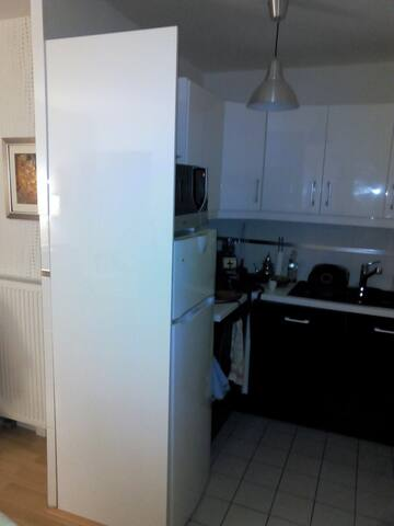 Apt 2 chambres + jardin, Tramway T6 - 30 min Paris - Vélizy-Villacoublay - Wohnung