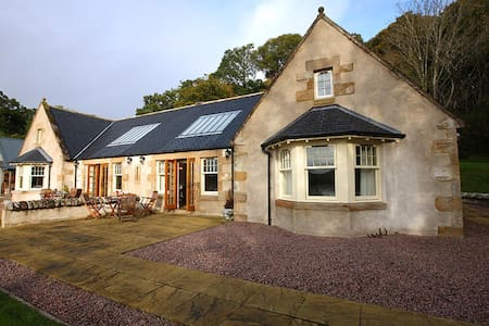 Roebuck Cottage dog friendly, views - Avoch - Casa