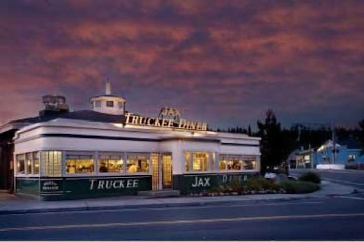 Historic Downtown Truckee