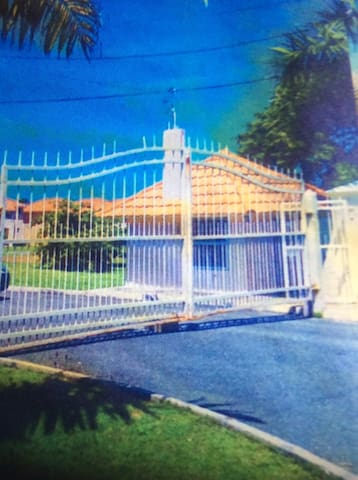 Gated community with 24 hr. security
