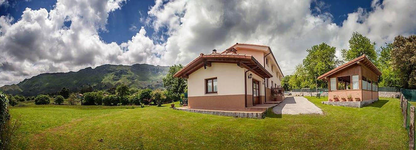 Apartamentos rurales en un hermoso paraje natural