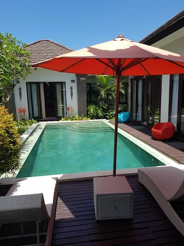 2 x 1 Bedroom Villa with Private Pool