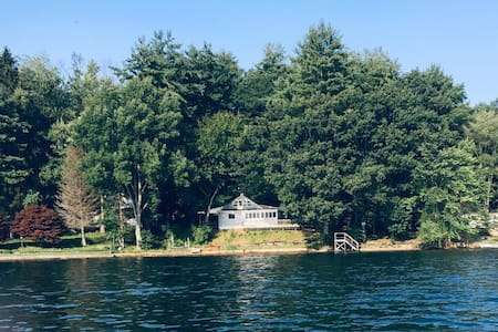 Goodyear Lake cottage