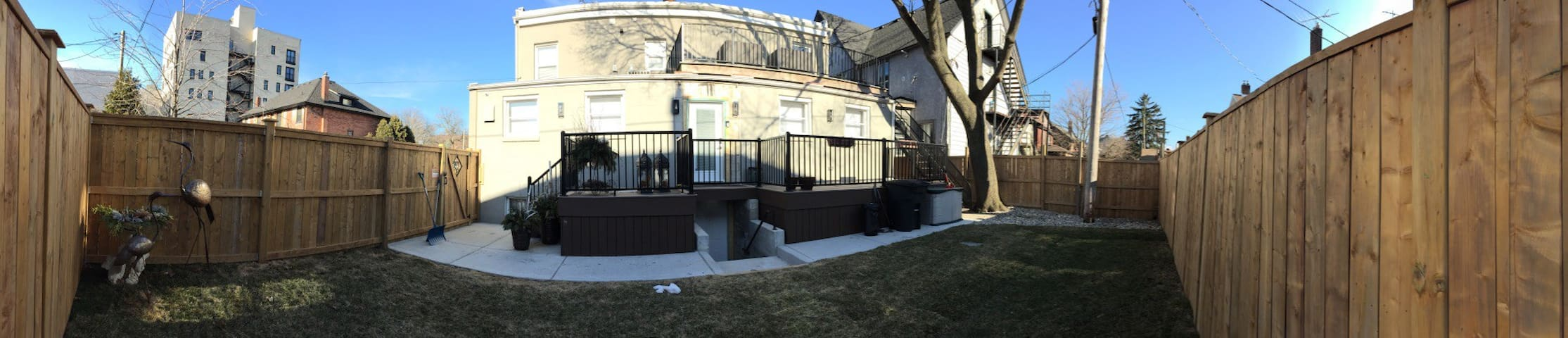 Beautiful basement suite located downtown Windsor