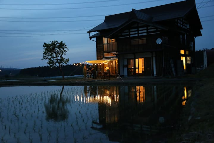 A Stay With The Locals: KOME HOME In Tokamachi