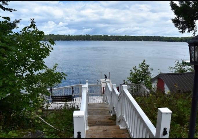 NEW! Remodeled, waterfront and near all trails.