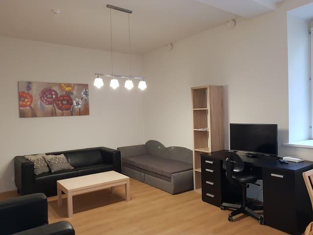 Toome apartment, 4 people, Tartu