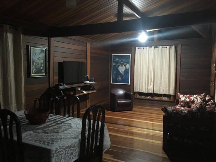 Casa de Madeira <3