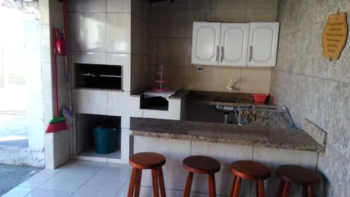 Casa perto da praia em Florianópolis