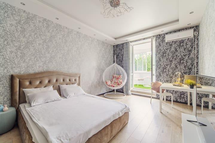 Изумительные апартаменты на Кирова