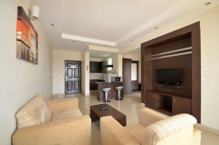 1BHK Service apartment in Sarjapur ORR Bangalore