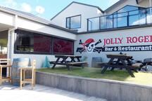 "Waikawa's ""local"" overlooking the Marina (3 min drive)"