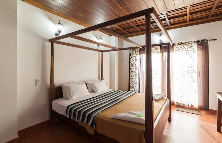 Samudra/Sea View/King Room/AC/Cherai Beach North/1