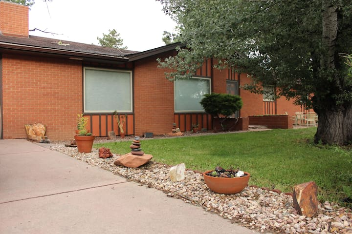 Funky Quiet House Close to Old Town - Fort Collins - Casa