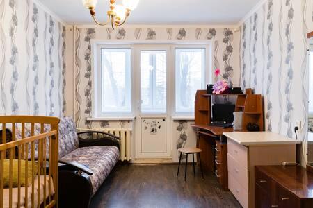 Комната в 2х комнатной квартире - Lejlighed