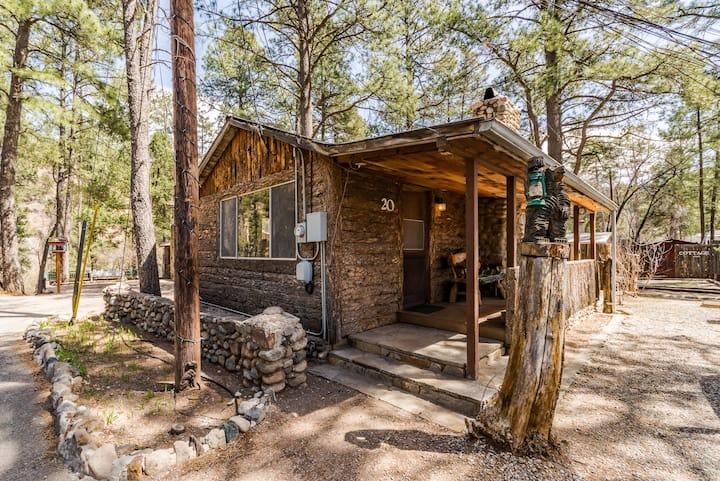 Ponderosa Cabins 104 N Laurel cabin 20