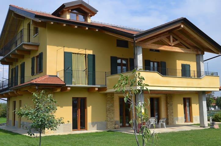 L' Albero e le Stelle - appartamento nel verde