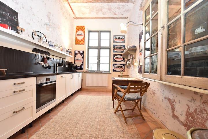 Luxurious Apartment in Steffenshagen with Terrace
