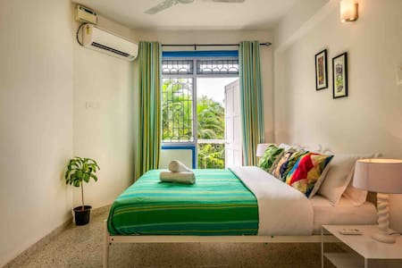 1 Bedroom apartment near Candolim beach