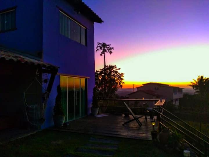 RECANTO DO GURU: Relax, Lazer e Prazer nas Alturas