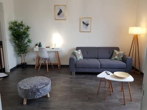 Maison au cœur de l'Artois - à 3 min de l'A26