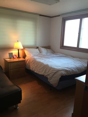 Private room clean and comfy with helpful hosts! - 서울특별시 - Villa