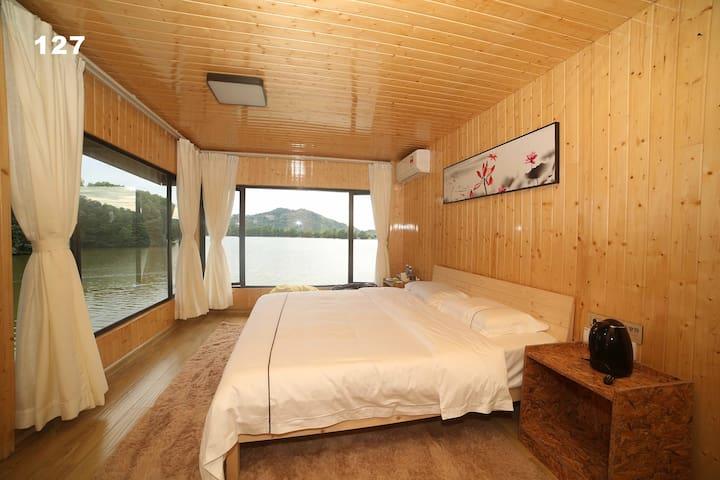 【逅客】近红树林湿地 水上木屋海景蜜月大床房