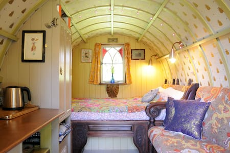 Chez Shea Gypsy Wagon- - Lauragh - Other