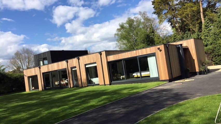 Elm Wood - Egham - House
