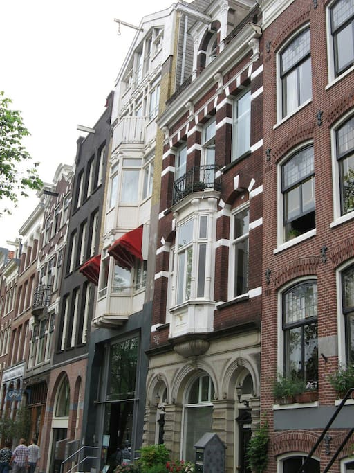 Canal house Prinsengracht