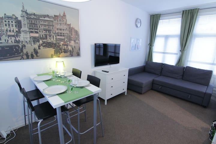 Cozy studio in the heart of amsterdam - Ámsterdam - Bed & Breakfast