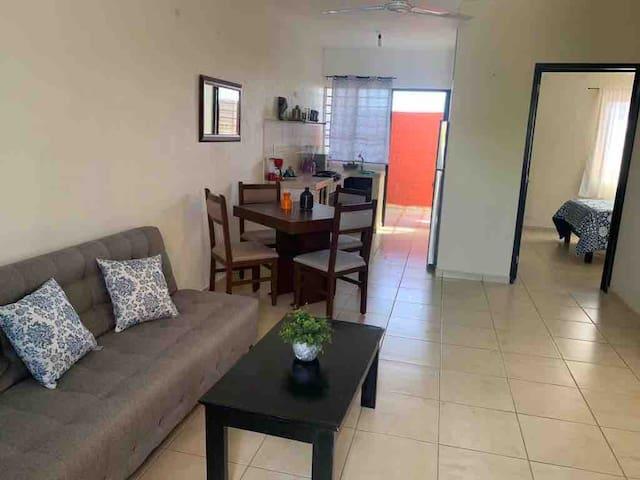 Casa Punta Diamante, Cercanía y comodidad / WIFi