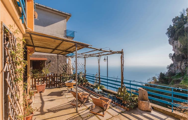 Holiday cottage with 1 bedroom on 35 m² in Agerola NA