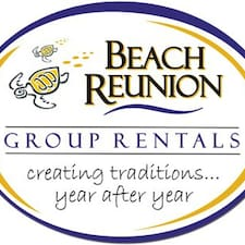 Beach Reunion, LLC is the host.