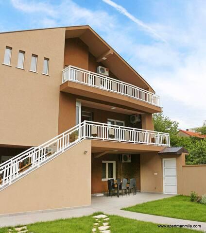 Apartments MILA (prizemlje)